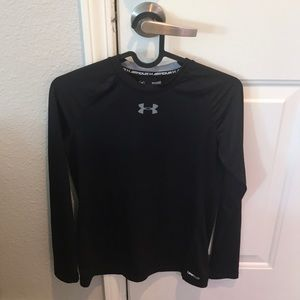 Under Armour Heat Gear Fitted Shirt